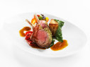 Herb Crusted Australian Lamb Rack