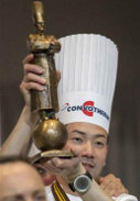 Japan, 3rd Place Bocuse d'Or 2013