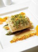 Pan Seared Pacific Halibut