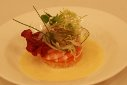 Poached Prawns with Fennel