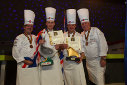 UK, 4th Place Bocuse d'Or 2013