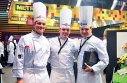 USA, 7th Place Bocuse d'Or 2013