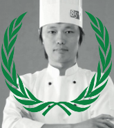 Global Pastry Chef Champ Chen Li Che, Taiwan 2014