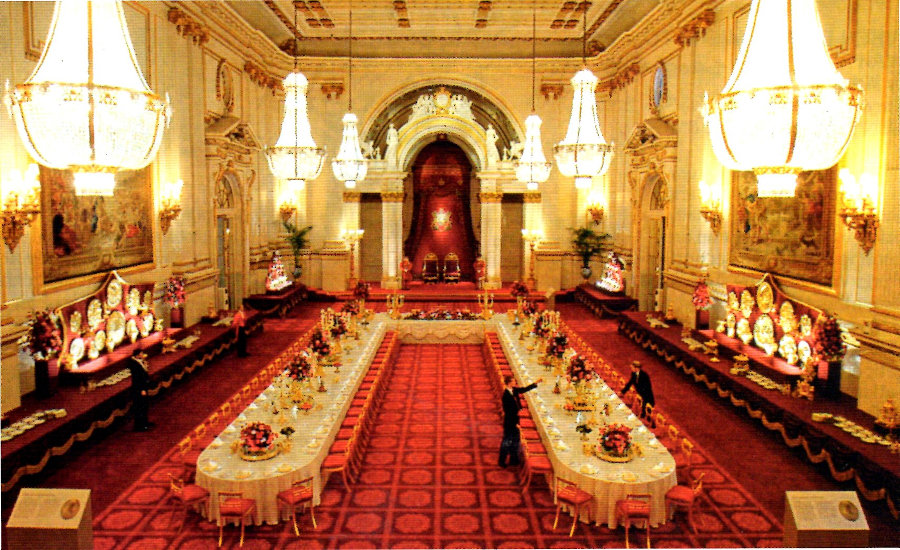 Buckingham Palace Banquet