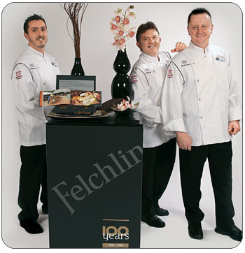Team America World Pastry Cup Champions