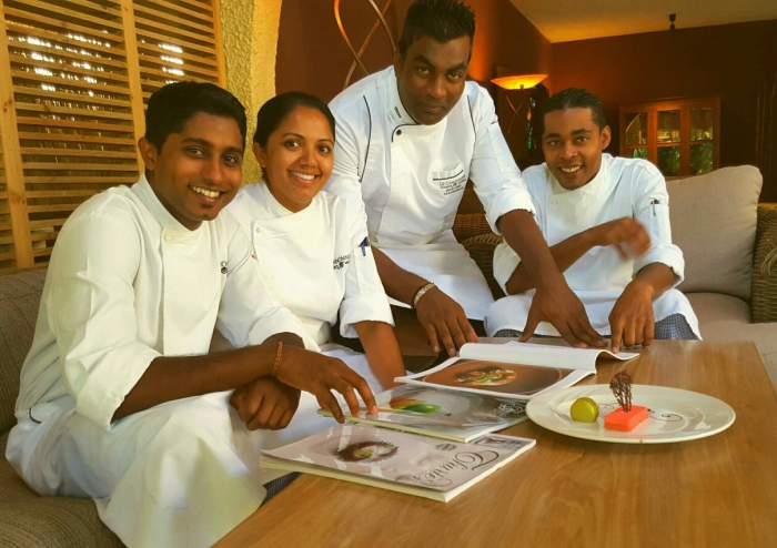 Beachcomber Le Cannonier Champion Hotel Team