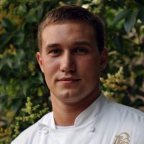 Daniel Gorman America's  Young Global Chef Champion