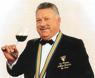 France's Jean-Luc Pouteau the Best Somelier in the World