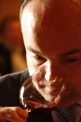 France's Oliver Poussier the Best Sommelier in the World