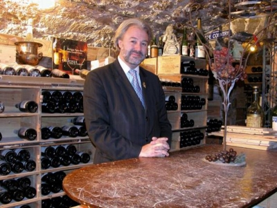 France's Philippe Faure-Brac the Best Sommelier in the World