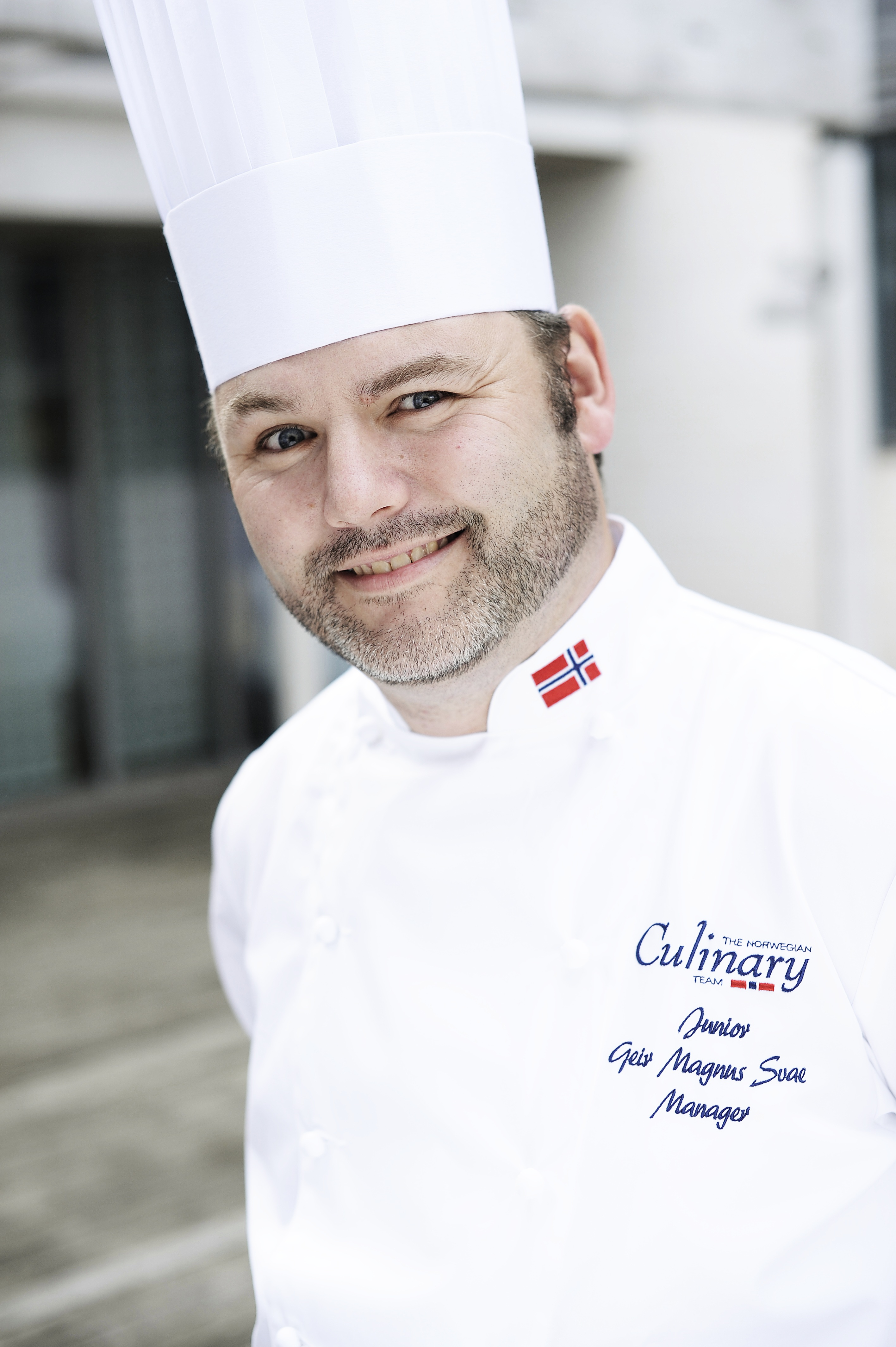 Geir Magnus Svae Norway's Global Chef Champion