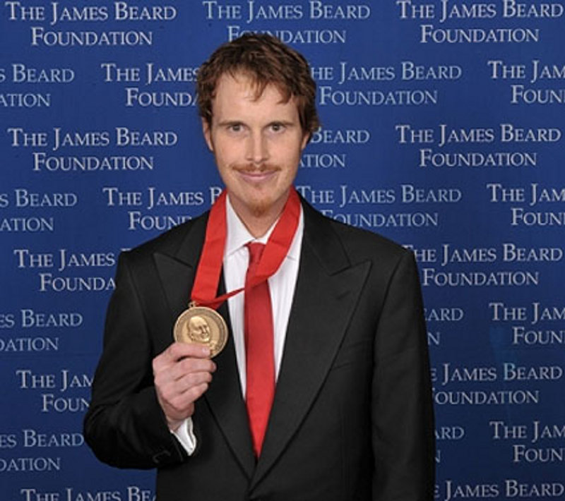 grant achatz outstanding chef james beard foundation awards 2008. Black Bedroom Furniture Sets. Home Design Ideas