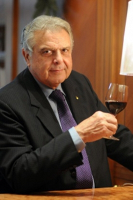 Italy's Piero Sattanino the Best Sommelier in the World
