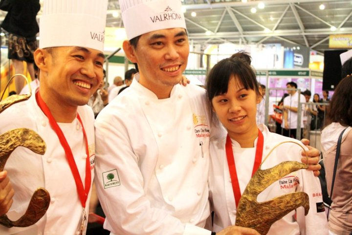 Malaysia National Pastry Team