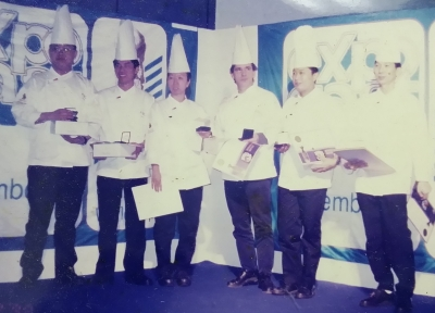 Singapore National Team,Culinary World Champions