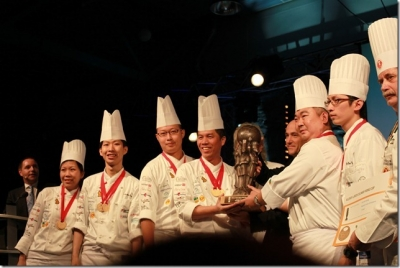 Singapore National Team, Culinary World Champions