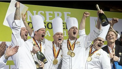 Sweden National Culinary Team Olympic Champions