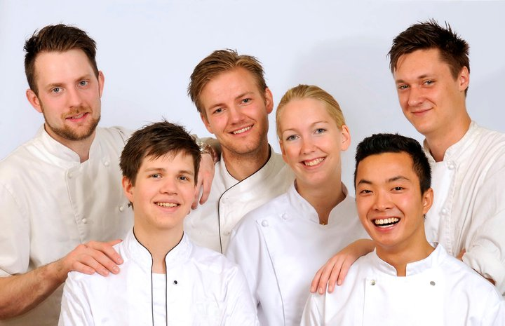 Sweden National Junior Culinary Team Olympic Champions