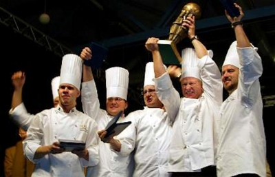 Sweden National Team,Culinary World Champions