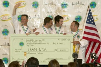 Team America, World Pastry Campions