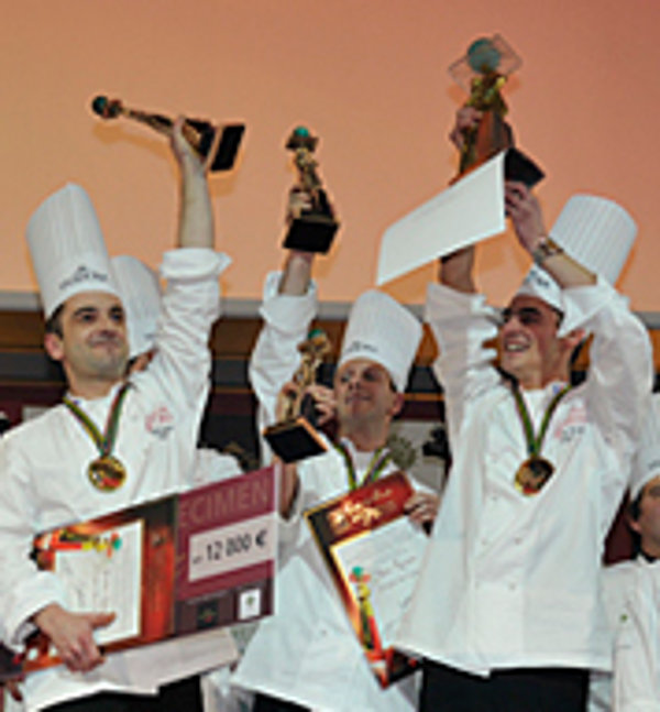 Team France World Pastry Champions