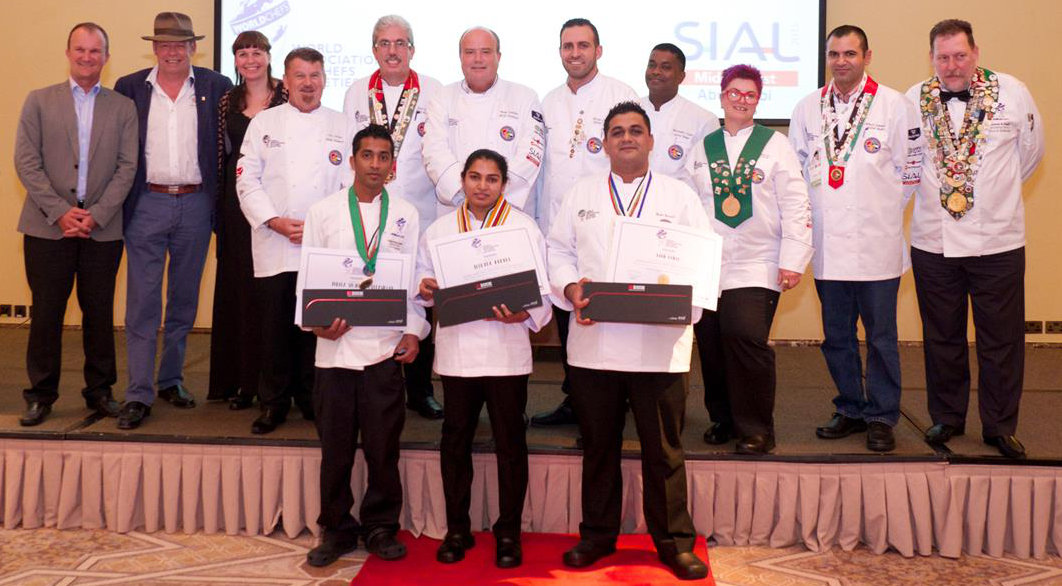 UAE's Rahil Rathod Regional Champion