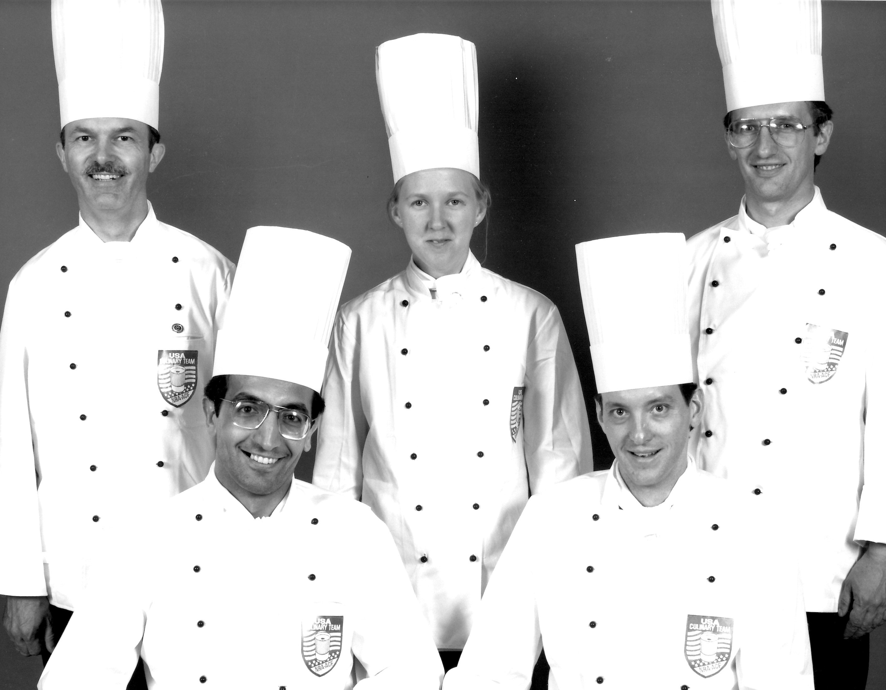 USA National Team World Culinary Champions